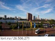 Купить «Нидерланды. Роттердам», эксклюзивное фото № 26506271, снято 31 мая 2017 г. (c) Михаил Ворожцов / Фотобанк Лори
