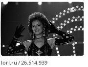 Купить «Певица София Ротару», фото № 26514939, снято 14 ноября 2018 г. (c) Борис Кавашкин / Фотобанк Лори