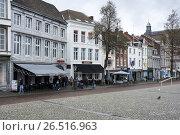 Купить «Street of Maastricht», фото № 26516963, снято 20 февраля 2016 г. (c) Юлия Белоусова / Фотобанк Лори