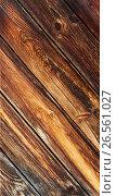 Купить «old wooden planks texture», фото № 26561027, снято 24 сентября 2014 г. (c) Дмитрий Кутлаев / Фотобанк Лори