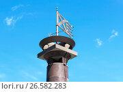 Купить «Башня-маяк в парке 300-летия Санкт-Петербурга», эксклюзивное фото № 26582283, снято 25 июня 2017 г. (c) Александр Щепин / Фотобанк Лори