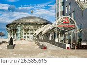 Московский международный Дом музыки (2017 год). Редакционное фото, фотограф Alexei Tavix / Фотобанк Лори