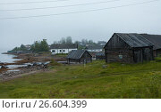White sea, old slip dock, Chupa Karelia, white polar night, фото № 26604399, снято 19 июня 2015 г. (c) Сурикова Ирина / Фотобанк Лори