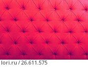 Купить «pink textile texture», фото № 26611575, снято 15 октября 2018 г. (c) Яков Филимонов / Фотобанк Лори