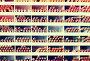multicolored pencils in store, фото № 26656639, снято 23 июля 2017 г. (c) Яков Филимонов / Фотобанк Лори