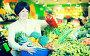 Mature woman buying fresh vegetables, фото № 26679615, снято 10 марта 2017 г. (c) Яков Филимонов / Фотобанк Лори