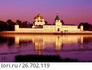 Купить «Russia, Kostroma city, Ipatievsky monastery», фото № 26702119, снято 3 июля 2016 г. (c) ElenArt / Фотобанк Лори