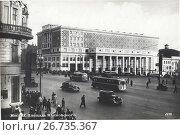 Купить «Москва. Площадь Маяковского. 1958», фото № 26735367, снято 23 февраля 2019 г. (c) Retro / Фотобанк Лори