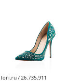 Купить «Fashionable women shoe», фото № 26735911, снято 1 августа 2013 г. (c) Никита Буйда / Фотобанк Лори