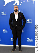 Director Ritesh Batra during the photocall of the film Our Souls at Night. 74th Venice Film Festival. Venice. Italy 01/09/2017. Редакционное фото, фотограф Maria Laura Antonelli / AGF/Maria Laura Antonelli / age Fotostock / Фотобанк Лори