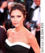 Купить «The Gala Opening Ceremony of the 69th Cannes Film Festival Featuring: Victoria Beckham Where: Cannes, France When: 11 May 2016 Credit: WENN.com», фото № 26904435, снято 11 мая 2016 г. (c) age Fotostock / Фотобанк Лори