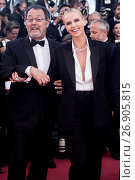 Купить «69th Cannes Film Festival - 'The Last Face' - Premiere Featuring: Jean Reno, Charlize Theron Where: Cannes, France When: 20 May 2016 Credit: Euan Cherry/WENN.com», фото № 26905815, снято 20 мая 2016 г. (c) age Fotostock / Фотобанк Лори