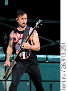 Купить «Rock on the Range 2016 Music Festival at MAPFRE Stadium in Columbus, OH, USA on May 20, 2016 Featuring: Shinedown Where: Columbus, Ohio, United States When: 20 May 2016 Credit: C.M. Wiggins/WENN.com», фото № 26913251, снято 20 мая 2016 г. (c) age Fotostock / Фотобанк Лори