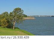 Купить «Suomenlinna (Sveaborg) fortress is UNESCO World Heritage Site. Landscape with stormy sea», фото № 26930439, снято 4 сентября 2017 г. (c) Валерия Попова / Фотобанк Лори