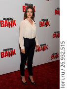 Купить «UK Gala of Breaking the Bank at The Empire, Leicester Square in London Featuring: Sonya Cassidy Where: London, United Kingdom When: 31 May 2016 Credit: WENN.com», фото № 26932515, снято 31 мая 2016 г. (c) age Fotostock / Фотобанк Лори