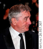 Купить «69th Cannes Film Festival - 'Hands of Stone' - Premiere Featuring: Robert De Niro Where: Cannes, France When: 16 May 2016 Credit: WENN.com», фото № 26937307, снято 16 мая 2016 г. (c) age Fotostock / Фотобанк Лори