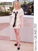 Купить «Celebrities attends a photocall for the 'Neon Demon' in the Palais de Festival for the 69th Cannes Film festival. Featuring: Elle Fanning Where: Cannes...», фото № 26943707, снято 20 мая 2016 г. (c) age Fotostock / Фотобанк Лори