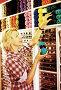 Woman picking colorful various yarn, фото № 26961731, снято 20 сентября 2017 г. (c) Яков Филимонов / Фотобанк Лори