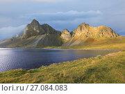 Amazing Icelandic landscape (2017 год). Стоковое фото, фотограф Алексей Кузнецов / Фотобанк Лори
