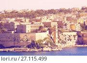 Купить «Three cities, Malta», фото № 27115499, снято 12 декабря 2010 г. (c) Яков Филимонов / Фотобанк Лори