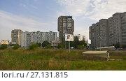 Купить «Батайск», фото № 27131815, снято 24 сентября 2017 г. (c) Кургузкин Константин Владимирович / Фотобанк Лори