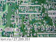 Electronics. Стоковое фото, фотограф Павел Воробьев / Фотобанк Лори