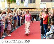 Купить «Russian Film Festival», фото № 27225359, снято 1 июля 2017 г. (c) Alexander Tihonovs / Фотобанк Лори