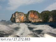 Купить «Islands of the Gulf of Thailand», фото № 27272883, снято 5 марта 2013 г. (c) Goruppa / Фотобанк Лори