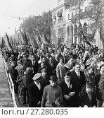 Купить «Советское Первое мая, 1973 год», фото № 27280035, снято 15 октября 2019 г. (c) Igor Lijashkov / Фотобанк Лори