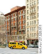 Купить «2885 Broadway. Нью-Йорк, США», фото № 27320911, снято 16 декабря 2017 г. (c) Валерия Попова / Фотобанк Лори
