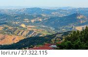 Купить «View from San Marino hills», фото № 27322115, снято 4 июня 2017 г. (c) Юрий Брыкайло / Фотобанк Лори