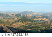 Купить «View from San Marino hills», фото № 27322119, снято 4 июня 2017 г. (c) Юрий Брыкайло / Фотобанк Лори