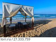 Купить «Beach Maldives of Salento, Pescoluse, Puglia, Italy», фото № 27333759, снято 8 июня 2017 г. (c) Юрий Брыкайло / Фотобанк Лори
