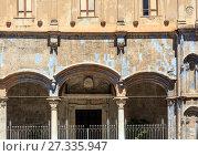 Купить «Palermo city view Sicily, Italy», фото № 27335947, снято 15 июня 2017 г. (c) Юрий Брыкайло / Фотобанк Лори