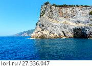 Купить «Palmaria island, La Spezia, Italy», фото № 27336047, снято 26 июня 2017 г. (c) Юрий Брыкайло / Фотобанк Лори