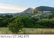 Купить «Republic of San Marino view», фото № 27342875, снято 4 июня 2017 г. (c) Юрий Брыкайло / Фотобанк Лори