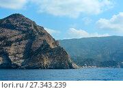 Купить «Monterosso, Cinque Terre», фото № 27343239, снято 26 июня 2017 г. (c) Юрий Брыкайло / Фотобанк Лори