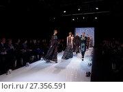 Купить «St. Petersburg Fashion Week Overview 2015», фото № 27356591, снято 5 декабря 2015 г. (c) Stockphoto / Фотобанк Лори