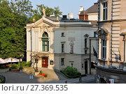 Bielsko-Biala, city in Silesian Voivodeship, Poland. Стоковое фото, фотограф Bednarek Dariusz / age Fotostock / Фотобанк Лори