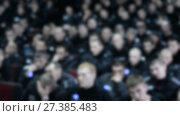 Купить «Jail. Prisoners and guards on the building. Russian Penal System.», видеоролик № 27385483, снято 22 июля 2017 г. (c) Mikhail Erguine / Фотобанк Лори