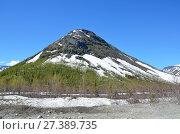 Купить «Хибинские горы летом», фото № 27389735, снято 25 марта 2019 г. (c) Овчинникова Ирина / Фотобанк Лори