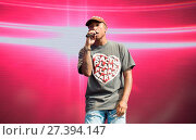 Купить «Barclaycard presents British Summer Time Hyde Park - Day 10 - Performances Featuring: Pharrell Williams Where: London, United Kingdom When: 10 Jul 2016 Credit: WENN.com», фото № 27394147, снято 10 июля 2016 г. (c) age Fotostock / Фотобанк Лори