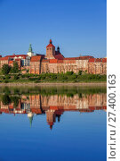 Grudziadz, city in Kuyavian-Pomeranian Voivodeship, Poland. Стоковое фото, фотограф Bednarek Dariusz / age Fotostock / Фотобанк Лори