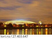 "Купить «Moscow night, the stadium ""Luzhniki""», фото № 27403647, снято 23 октября 2011 г. (c) Vasily Smirnov / Фотобанк Лори"