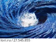 Купить «Водоворот», фото № 27545855, снято 24 мая 2015 г. (c) Икан Леонид / Фотобанк Лори