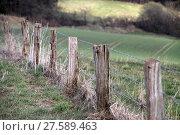 Купить «fences», фото № 27589463, снято 23 марта 2019 г. (c) PantherMedia / Фотобанк Лори
