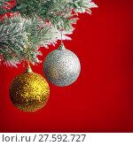 Купить «Christmas Tree», фото № 27592727, снято 18 февраля 2019 г. (c) PantherMedia / Фотобанк Лори