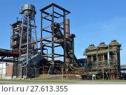 Купить «work steel factory furnace dortmund», фото № 27613355, снято 21 марта 2019 г. (c) PantherMedia / Фотобанк Лори
