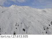 Купить «winter snow alps ski skiing», фото № 27613935, снято 25 апреля 2019 г. (c) PantherMedia / Фотобанк Лори