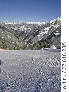 Купить «ski resort silvretta montafon», фото № 27616235, снято 25 апреля 2019 г. (c) PantherMedia / Фотобанк Лори